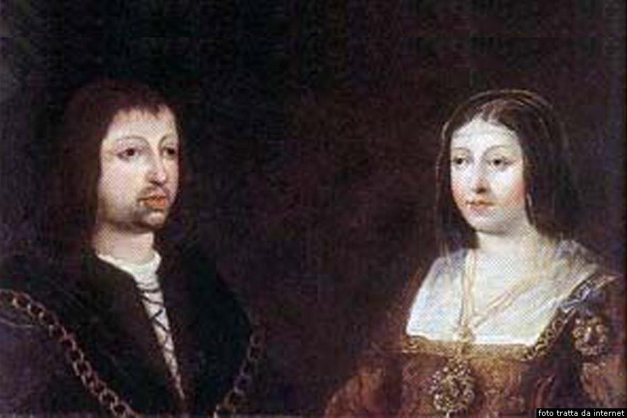 Ferdinando II d Aragona  noto come Ferdinando I di Spagna  regna in    King Ferdinand And Queen Isabella Castle